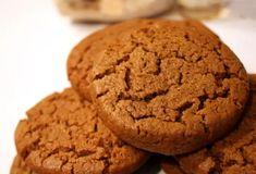 Recipe: Drunken Molasses Cookies With Ginger Molasses Cookies, Ginger Cookies, Chocolate Chip Oatmeal, Chocolate Chip Cookies, Forgotten Cookies Recipe, Date Cookies, Kinds Of Cookies, Pumpkin Cookies, Gingerbread Cookies