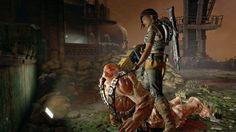 Crossplay is coming to Ranked Play in Gears of War 4 later this year