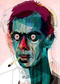 261013 Art Print by Alvaro Tapia Hidalgo | Society6
