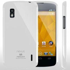 SQ1 [Mercury] Slim Fit Flexible TPU Case for LG G ($4.50)