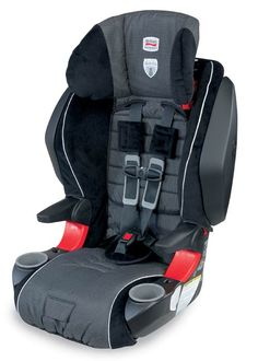 Britax Frontier Combination Harness-2-Booster Seat.  Two-years and up, harnessed to 85lbs, use as booster after... $250