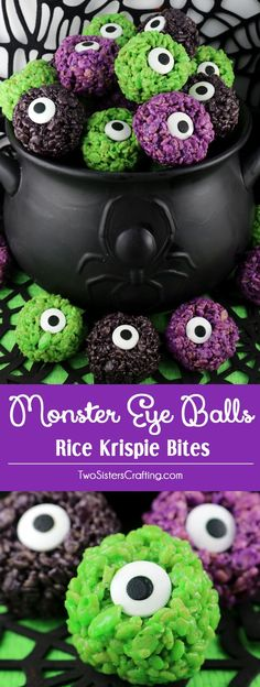 Monster Eye Balls Ri