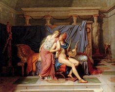 Jacques Louis David (1748 – 1825) – Pintor Francês_5