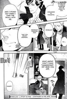 Sherlock 4, Sherlock Holmes, A Study In Pink, Raw Manga, Manga List, John Watson, Next Chapter, Stand By Me, Thoughts