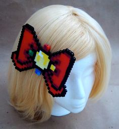 Sailor Moon Crystal Moon Prism Bow by CorsPlasticSmores on Etsy