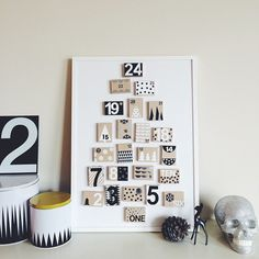 Pin for Later: Count Down to Christmas With 12 DIY Advent Calendars