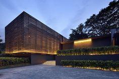 Cluny Park Residences - Singapore - Architecture - SCDA