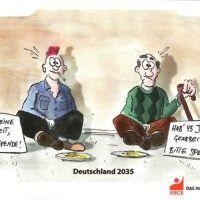 Altersarmut und die Deutschen blicken es nicht! | ♣ Needful Things London ♣