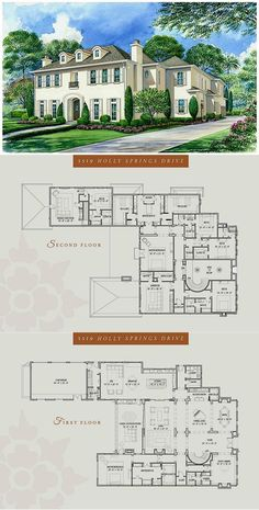 dream mansion Unanswered Issues With Modern Mansion Floor Plan Luxury Revealed 78 - House Plans Mansion, Victorian House Plans, Sims House Plans, Dream Mansion, House Floor Plans, Luxury Floor Plans, Luxury House Plans, Dream House Plans, Modern House Plans