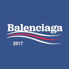 Image result for balenciaga logo 2017