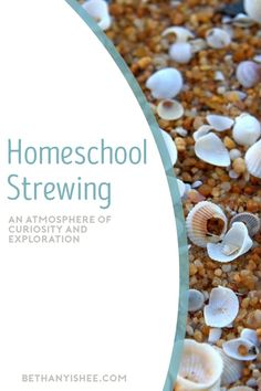 Not sure how to keep your kids curious and open to new things in your homeschool? Give strewing a try! Using strewing you can uncover never discovered interests and ideas. Strewing will help you build a homeschool you love.