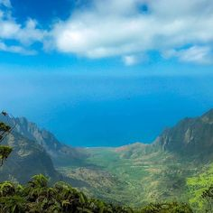 Kalalau #Lookout #Travel #Hawaii #Kauai