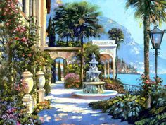 Varenna Villa by Howard Behrens