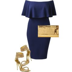 A fashion look from May 2015 featuring Balmain pumps and Milly clutches. I wore this combo to an evening wedding and it was a big hit!!!  ❤️  Many compliments!!