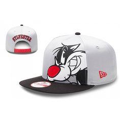 Loonely Tunes Sylvester Adjustable Snapback Hat   Cap Mon Cheri 1c4928386121