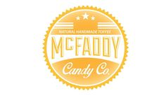 McFaddy Candy founder Katherine Ellis came out of three days of back surgery with a new straight spine and clear vision: to make toffee based on her mom's recipe; and like all she loved, it had to be unique! She studied the science and art behind chocolate tempering, and the kinds of ingredients that could go into chocolate. Using her colorful imagination, she created toffee based on her favorite birthday cake (Strawberry Kiss), and discovered ingredients she didn't know existed...