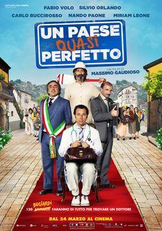 Un paese quasi perfetto, scheda del film Fabio Volo, Miriam Leone e Silvio Orlando, leggi la trama e la recensione, guarda il trailer, trova il cinema.