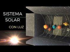Sistema Solar. ¡¡¡¡La mejor maqueta!!!! - YouTube