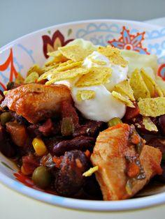 Kanakastike meksikolaisittain - Ruokapankki