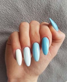 In look for some nail designs and some ideas for your nails? Here's our set of must-try coffin acrylic nails for trendy women. Best Acrylic Nails, Acrylic Nail Designs, Acrylic Summer Nails Almond, Shapes Of Acrylic Nails, Bright Summer Acrylic Nails, Colored Acrylic Nails, Aycrlic Nails, Glitter Nails, Coffin Nails