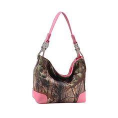 Handmade Licensed Mossy Oak, Realtree Camo Western Tote Purse Handbag/Fanny Pack/Cooler or Lunch Bag/Wallet/Messenger Bag