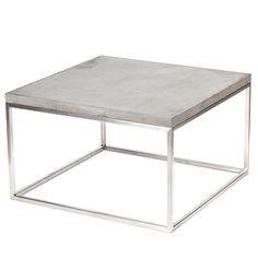 Betontisch, Couchtisch, Loungetisch, Beistelltisch, Beton, Design,  Dekoration, Concrete,