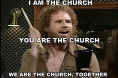 pentecost jokes