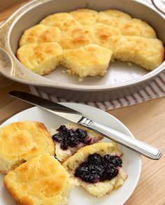 Touch of Grace Biscuits are wonderfully delicate and amazingly delicious. These are sure to become your favorite biscuits!