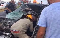Policial Militar morre em acidente de carro em Arraial do Cabo