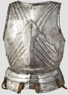 A breastplate of a Gothic armour, Milan, circa 1480/90