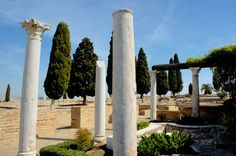 Italica, Spain. See it on our In Search of Ancient Lost Cities cruise / Travel Dynamics International