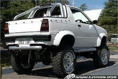 Suzuki Mighty Boy sold in Australia.  Neato Bandito.