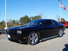 2010 DODGE CHALLENGER for sale at Leith Autopark