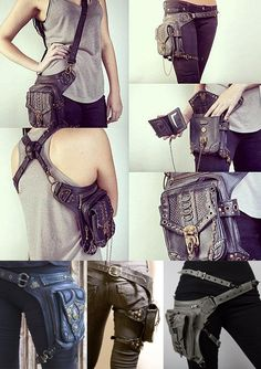 holster bag, I want one!