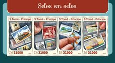 ST16406a Stamps on stamps