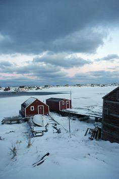 Fogo Island Newfoundland