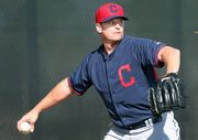 Gavin Floyd's Cactus League debut, scheduled for Sunday, has been pushed back. Manager Terry Francona says trainers will work with Floyd for the next few days.