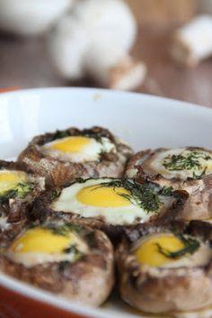 Сообщество кулинарных конкурсов - Перепелиные яйца в шампиньонах