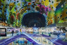 Markthal: Enormous Food Market In Rotterdam » Design You Trust. Design, Culture & Society.