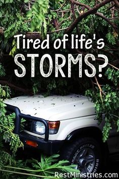 WHAT DOES A STORM IN YOUR LIFE FEEL LIKE? Think you will make it through? an encouraging devotional about facing the storms in life we will be torn through.