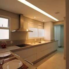 Apartamento Ânima Clube: Cozinhas modernas por ArchDuo Arquitetura