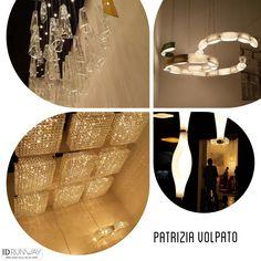 PATRIZIA VOLPATO | ID RUNWAY . #euroluce 2015, #salone del mobile 2015, #lighting design trend, #lamp trend