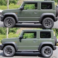 New Suzuki Jimny, Jimny 4x4, Jimny Sierra, Suv 4x4, Suzuki Cars, Jeep Camping, Expedition Vehicle, Nissan Skyline, Custom Cars