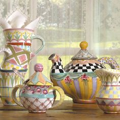 Have your own tea party.