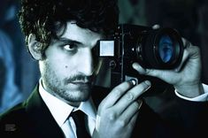 Louis Garrel is Obsessed for LOfficiel Paris May Cover Story