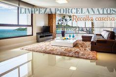 Construindo Minha Casa Clean: Dicas de Como Limpar Porcelanatos Polidos! Deixe o seu Piso Brilhando!!!