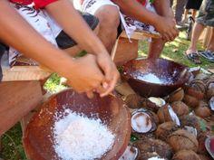 Fine festival food Samoan style ...  mypacificstory.com
