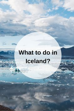 What to do in Iceland? www.favoroute.com