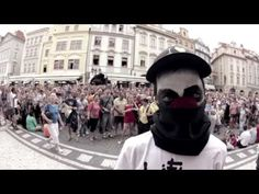 "Rumpel - Illegal Parkour Freerun to ""Life is Porno: Beginning"" in the streets of Prague!"