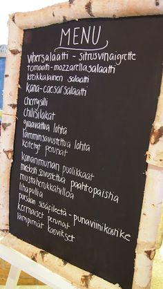 hyvä menu